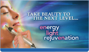Energy Light Rejuvenation - Wellness Service from Vahila Acupuncture and Massage Therapy
